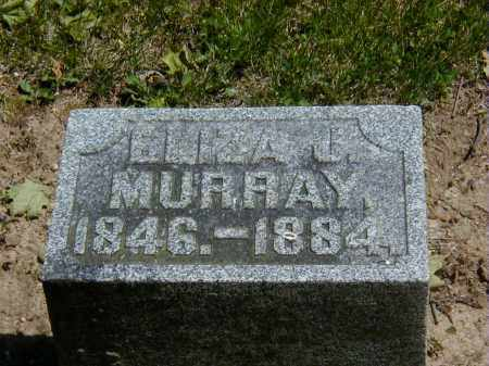 MURRAY, ELIZA J. - Preble County, Ohio   ELIZA J. MURRAY - Ohio Gravestone Photos
