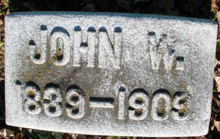MURRAY, JOHN W. - Preble County, Ohio | JOHN W. MURRAY - Ohio Gravestone Photos