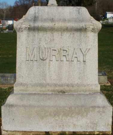 MURRAY, MONUMENT - Preble County, Ohio | MONUMENT MURRAY - Ohio Gravestone Photos