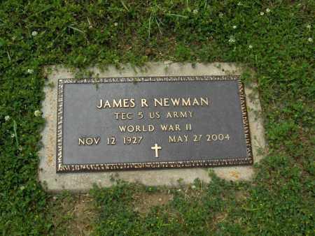 NEWMAN, JAMES R - Preble County, Ohio | JAMES R NEWMAN - Ohio Gravestone Photos