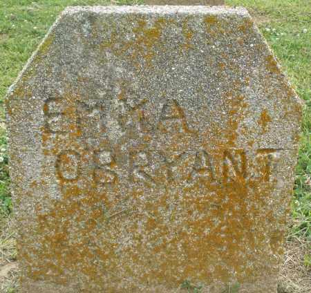 O'BRYANT, EMMA - Preble County, Ohio   EMMA O'BRYANT - Ohio Gravestone Photos