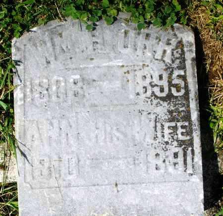 ORR, WILLIAM H. - Preble County, Ohio | WILLIAM H. ORR - Ohio Gravestone Photos