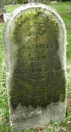 OVERHOLSER, ABRAHAM - Preble County, Ohio | ABRAHAM OVERHOLSER - Ohio Gravestone Photos