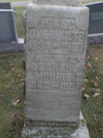 OVERHOLTS, ISAAC - Preble County, Ohio | ISAAC OVERHOLTS - Ohio Gravestone Photos