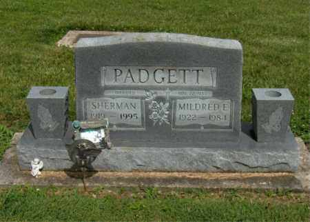 BENNETT PADGETT, MILDRED - Preble County, Ohio | MILDRED BENNETT PADGETT - Ohio Gravestone Photos