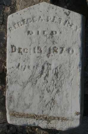 PETREY, REBECCA - Preble County, Ohio | REBECCA PETREY - Ohio Gravestone Photos