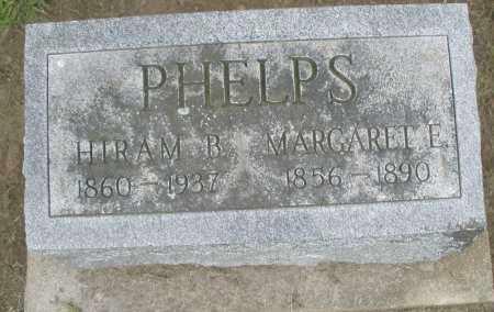 PHELPS, MARGARET E. - Preble County, Ohio   MARGARET E. PHELPS - Ohio Gravestone Photos
