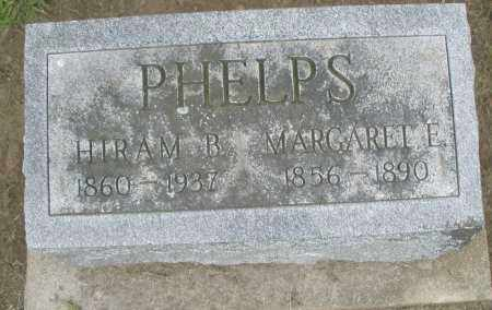 PHELPS, HIRAM B. - Preble County, Ohio | HIRAM B. PHELPS - Ohio Gravestone Photos