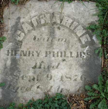 PHILLIPS, CATHARINE - Preble County, Ohio | CATHARINE PHILLIPS - Ohio Gravestone Photos