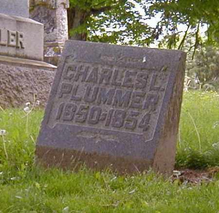 PLUMMER, CHARLES L. - Preble County, Ohio   CHARLES L. PLUMMER - Ohio Gravestone Photos