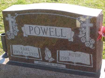 POWELL, ANGIE RUTH - Preble County, Ohio   ANGIE RUTH POWELL - Ohio Gravestone Photos