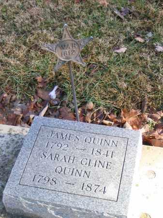 QUINN, JAMES - Preble County, Ohio   JAMES QUINN - Ohio Gravestone Photos