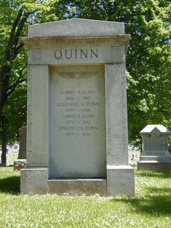 QUINN, EDMUND F. L. - Preble County, Ohio | EDMUND F. L. QUINN - Ohio Gravestone Photos