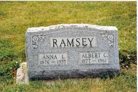 RAMSEY, ANNA L. - Preble County, Ohio   ANNA L. RAMSEY - Ohio Gravestone Photos