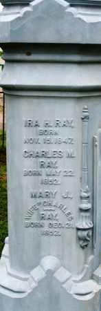 RAY, IRA H. - Preble County, Ohio | IRA H. RAY - Ohio Gravestone Photos