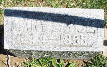 RICE, MARY C. - Preble County, Ohio   MARY C. RICE - Ohio Gravestone Photos