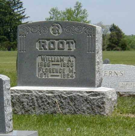 ROOT, FLORENCE M. - Preble County, Ohio | FLORENCE M. ROOT - Ohio Gravestone Photos