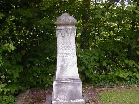 ROSSMAN, WILLIAM - Preble County, Ohio | WILLIAM ROSSMAN - Ohio Gravestone Photos