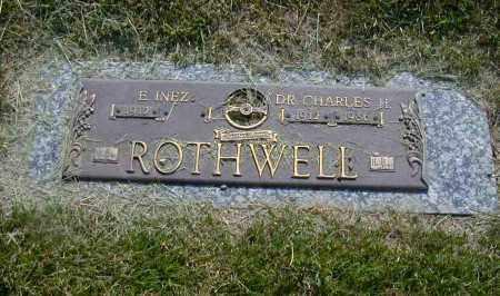 ROTHWELL, E. INEZ - Preble County, Ohio | E. INEZ ROTHWELL - Ohio Gravestone Photos
