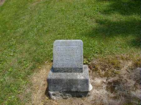 SACKETT, OLIVER P. - Preble County, Ohio | OLIVER P. SACKETT - Ohio Gravestone Photos