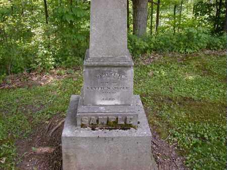 SAMPLE, SAMUEL R. - Preble County, Ohio | SAMUEL R. SAMPLE - Ohio Gravestone Photos