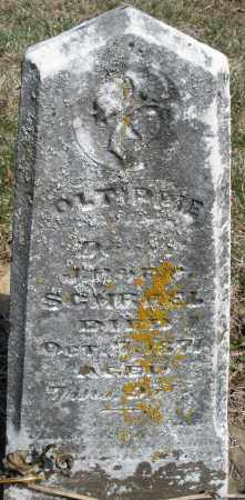 SCHREEL, O. ? - Preble County, Ohio | O. ? SCHREEL - Ohio Gravestone Photos