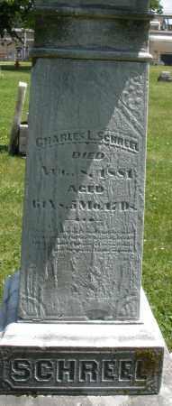 SCHRELL, CHARLES L. - Preble County, Ohio | CHARLES L. SCHRELL - Ohio Gravestone Photos