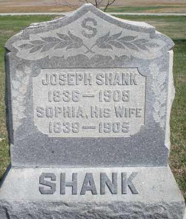 SHANK, SOPHIA - Preble County, Ohio | SOPHIA SHANK - Ohio Gravestone Photos