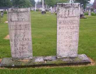 SHELLER, ELIZABETH - Preble County, Ohio   ELIZABETH SHELLER - Ohio Gravestone Photos