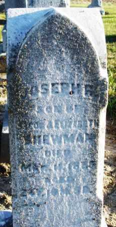 SHEWMAN, JOSEPH R. - Preble County, Ohio | JOSEPH R. SHEWMAN - Ohio Gravestone Photos