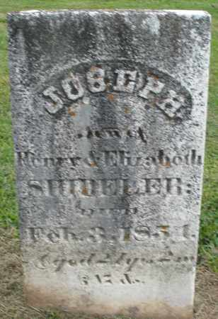 SHIDELER, JOSEPH - Preble County, Ohio | JOSEPH SHIDELER - Ohio Gravestone Photos