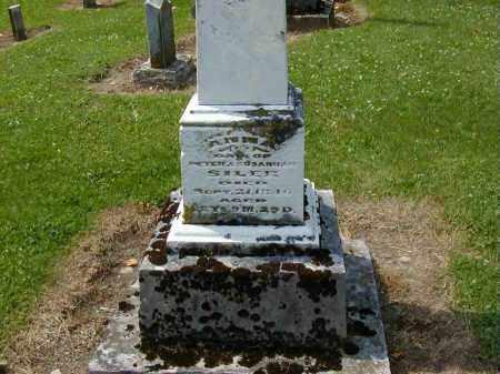 SILER, AMMA - Preble County, Ohio | AMMA SILER - Ohio Gravestone Photos