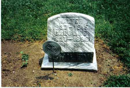 SMILEY, CAROLINE - Preble County, Ohio   CAROLINE SMILEY - Ohio Gravestone Photos