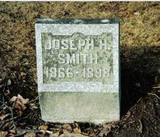 SMITH, JOSEPH H. - Preble County, Ohio | JOSEPH H. SMITH - Ohio Gravestone Photos