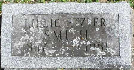 SMITH, LILLIE - Preble County, Ohio | LILLIE SMITH - Ohio Gravestone Photos