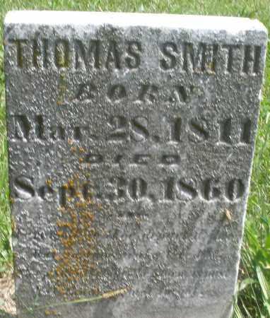 SMITH, THOMAS - Preble County, Ohio | THOMAS SMITH - Ohio Gravestone Photos