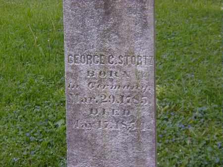 STOBTZ, GEORGE C. - Preble County, Ohio | GEORGE C. STOBTZ - Ohio Gravestone Photos