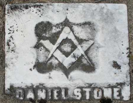 STONE, DANIEL - Preble County, Ohio | DANIEL STONE - Ohio Gravestone Photos