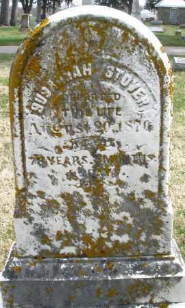 STOVER, SUSANNAH - Preble County, Ohio | SUSANNAH STOVER - Ohio Gravestone Photos