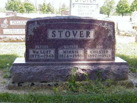 STOVER, MINNIE - Preble County, Ohio | MINNIE STOVER - Ohio Gravestone Photos