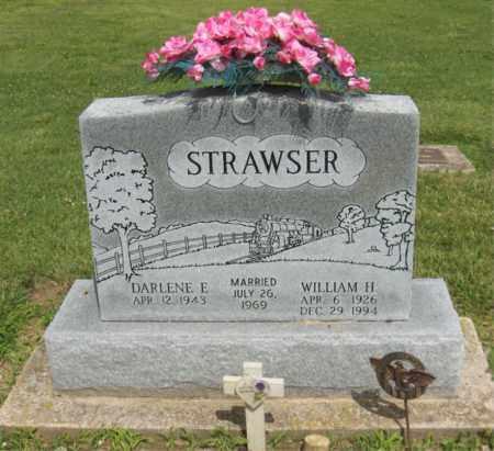 STRAWSER, WILLIAM - Preble County, Ohio | WILLIAM STRAWSER - Ohio Gravestone Photos