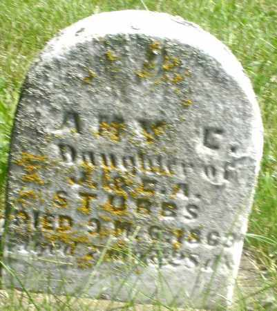 STUBBS, AMY C. - Preble County, Ohio | AMY C. STUBBS - Ohio Gravestone Photos