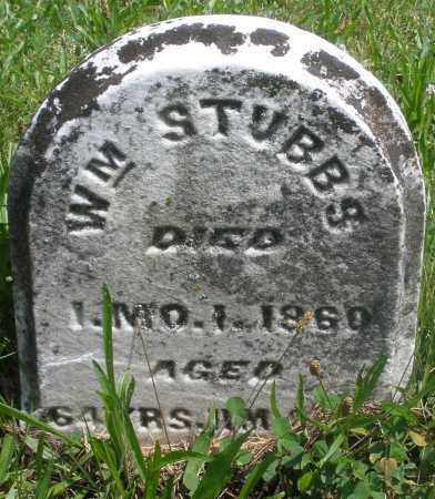 STUBBS, WILLIAM - Preble County, Ohio | WILLIAM STUBBS - Ohio Gravestone Photos