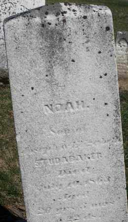 STUDYBAKER, NOAH - Preble County, Ohio   NOAH STUDYBAKER - Ohio Gravestone Photos