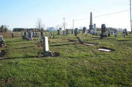 STUMP, CEMETERY - Preble County, Ohio | CEMETERY STUMP - Ohio Gravestone Photos