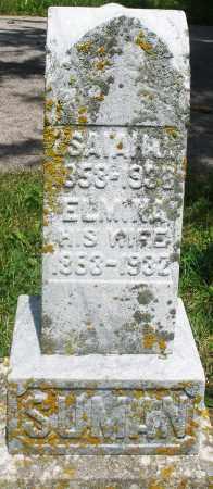 SUMAN, ISAIAH - Preble County, Ohio | ISAIAH SUMAN - Ohio Gravestone Photos