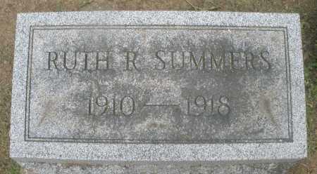 SUMMERS, RUTH R. - Preble County, Ohio   RUTH R. SUMMERS - Ohio Gravestone Photos