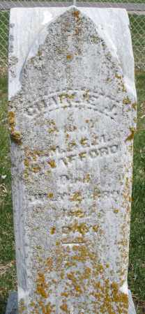 SWAFFORD, CHARLIE - Preble County, Ohio | CHARLIE SWAFFORD - Ohio Gravestone Photos