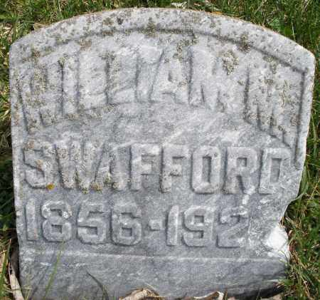 SWAFFORD, WILLIAM M. - Preble County, Ohio | WILLIAM M. SWAFFORD - Ohio Gravestone Photos