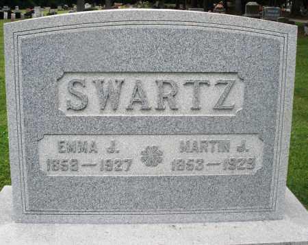 SWARTZ, MARTIN J. - Preble County, Ohio | MARTIN J. SWARTZ - Ohio Gravestone Photos